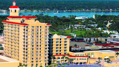 Fun-filled Daytona beachfront family summer getaway from Only $89 per night