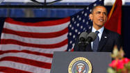 ANNAPOLIS, Maryland (Reuters) - President Barack Obama urged the future leaders of the U.S. military on Friday to stamp out sexual assault from their ranks, warning that a few individuals could undermine the strongest military in the world.