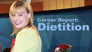 Registered dietitians tackle health problems through nutrition