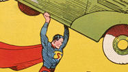 Superman comic worth $100,000 found in walls of abandoned house