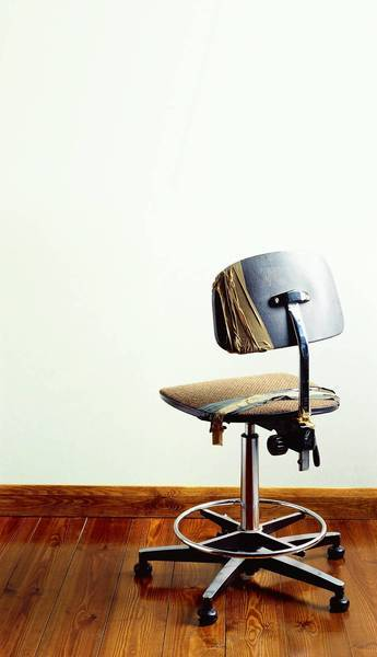 The chair can be more unhealthful than cigarettes, an Australian study suggested.