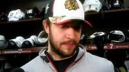 Video: Seabrook on Hawks' power play struggles