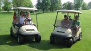"The Downers Grove Junior Woman's Club with additional sponsorship from Lemon Tree Grocers hosted their 3rd Annual ""Local Celebrity"" Charity Golf Outing at the historic Downers Grove Golf Club on Saturday May 18th."