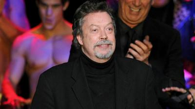 'Rocky Horror's' Tim Curry suffers stroke, but 'doing fine' now