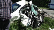 Injuries in bad head-on crash in LaGrange County