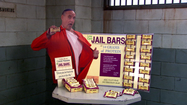 Arrested Development jail bars