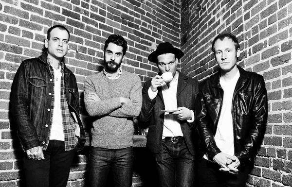 The Cold War Kids play the Fonda tonight.