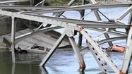 Bridge collapse