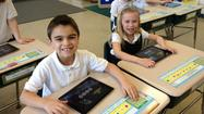 Saint Alphonsus Liguori Catholic School recently purchased 30 iPads for use in its classrooms in an effort to enhance learning and improve technology in the school.