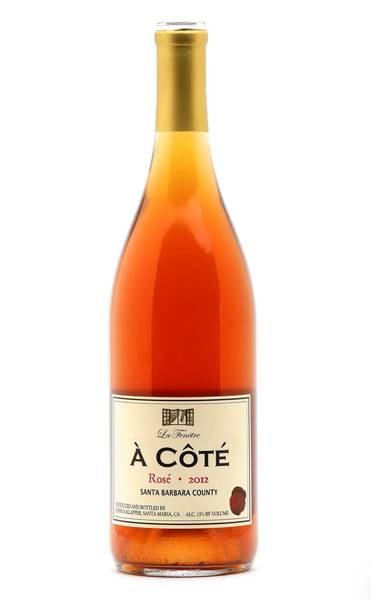 Wine of the week 2012 la fen tre a c t ros santa for La fenetre a cote pinot noir 2012
