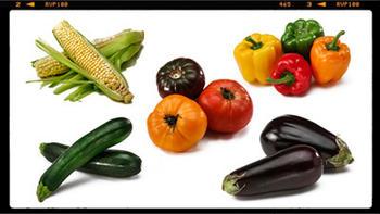 20 fresh recipes for 5 vegetables