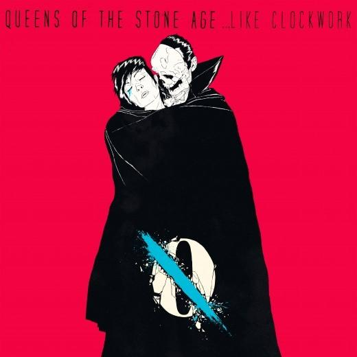 "I'd actually prefer Josh Homme devote time to the excellent supergroup Them Crooked Vultures with John Paul Jones and Dave Grohl. Well, at least Grohl guests on QOTSA's first album since 2007's ""Era Vulgaris,"" and ""Clockwork"" offers a decent helping of rock attitude, from the swaggering ""I Sat By the Ocean"" to the sexy ""Smooth Sailing."" -- Matt Pais"