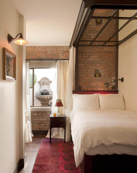 Granada Hotel & Bistro is a new industrial-chic hotel in downtown San Luis Obispo.
