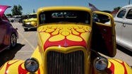 Pictures: Street Rod Nationals 2013 comes to Springfield