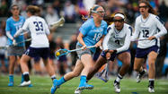 VILLANOVA, Pa. — It started badly for the Northwestern women's lacrosse team in Friday's NCAA tournament semifinal against North Carolina.