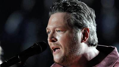 Oklahoma singer Shelton to headline May 29 tornado relief benefit