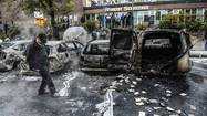 LONDON — The streets of Stockholm were quieter late Friday after five consecutive nights of rioting that rocked the Swedish capital and shook the Scandinavian country's self-image as a tolerant, liberal place.
