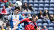 MLS: Philadelphia Union at Chicago Fire