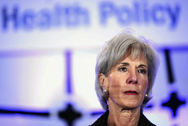 Secretary of Health and Human Services Kathleen Sebelius chose to restrict the sale of Plan B pills.