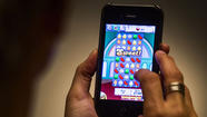'Candy Crush Saga' gives addicted mobile-game players a sugar rush