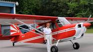 Female stunt pilot began flying in 1960s