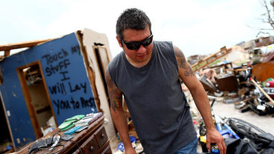 Oklahoma continues mourning while starting to rebuild