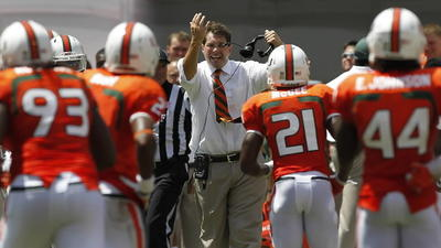 Noon kickoff with Gators shows how far Miami, ACC have fallen