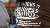 VIDEO: Walk the Walk for mental wellness speech highlights