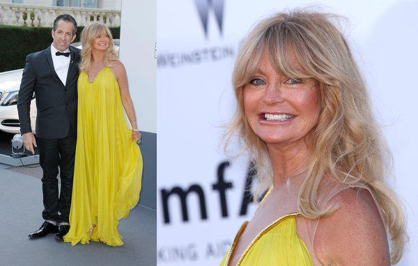 Goldie Hawn at 67