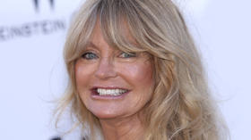 Goldie Hawn at 67: Star shines at amfAR gala in Cannes