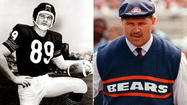 Ditka's 89 to be last in long line of Bears' retired numbers