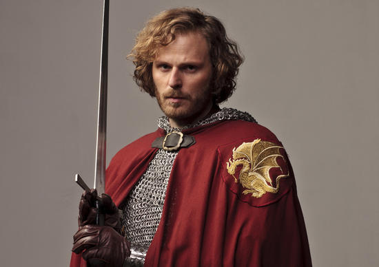 "Rupert Young had plans to get together with Eoin Macken the day of our interview, and with Tom Hopper the day after. ""It really was like a kind of sibling relationship--especially with the knights,"" Young said of the bond between the ""Merlin"" actors. ""We can wind each other up but also we just have a real laugh together."""