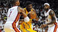 Photos: Heat - Pacers, Game 2