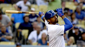 Matt Kemp says shoulder is fine as he continues to work on swing