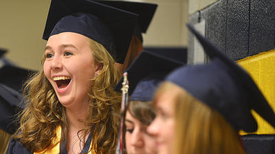 Washington High School Class of 2013 praised for becoming stronger and better through unity