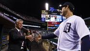 MLB: Minnesota Twins at Detroit Tigers