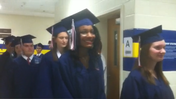 VIDEO: Washington High School graduates procession