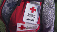 "<span style=""font-size: small;"">More than a dozen Red Cross volunteers from Michiana will board planes this weekend and head to Oklahoma, where so many families have been displaced after the devastating tornado that hit earlier this week.</span>"