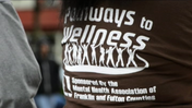VIDEO: Walk the Walk for mental wellness