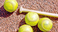 Two District 5-A softball semifinal playoff games will be played Tuesday at neutral sites.