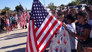 RAW VIDEO: Calexico students recognize Memorial Day