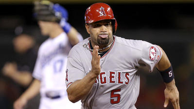 Angels stop Royals, 5-2, for sixth win in a row