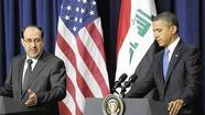 WASHINGTON (Reuters) - Saddled with Middle East problems ranging from Iran to Syria and beyond, President Barack Obama now faces one that is both old and new: Iraq.