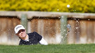 Heather Bowie Young made five straight birdies while jumping from one side of the golf course to the other. Silvia Cavalleri was hitting the ball so well Friday she was sorry the Bahamas Classic was held on only 12 holes.