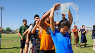CALIPATRIA — For nearly 30 years, the students and teachers at Calipatria High School have celebrated the end of tests and the closing of the school year with the Hornet Olympics.
