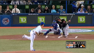 Orioles jump on Jays early for 10-6 win [Video]