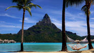 Bora Bora's beauty deserves a lasting look