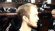 Video: Hjalmarsson on blue-line shakeup