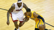 MIAMI, May 25 (Reuters) - The Eastern Conference finals between the plucky Indiana Pacers and top-seeded Miami Heat is giving NBA fans a battle with all the hallmarks of a classic series, including a fierce duel between two red-hot players.