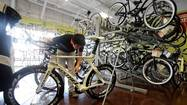 Bucking a national trend, bicycle<strong> </strong>shops are hot in Central Florida, thanks to moderate weather, an extensive trail network and even Brazilian tourists<strong> </strong>who help keep sales healthy.